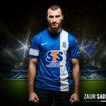 RT @lechpoznan: Zaur Sadajew piłkarzem Lecha! Witamy! http://t.co/Kg1WlBpwQA http://t.co/Ugm7ZlkIzC