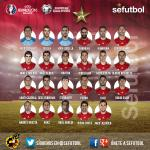 OFICIAL | Convocatoria de la @SeFutbol para medirse a Francia y Macedonia / Spains Call Up VS France and Macedonia http://t.co/XQHgXOwRWP
