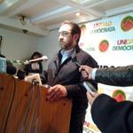 Jaime Navarro asegura que audio de @SDoriaMedina fue manipulado y no renunciará a su #candidatura. http://t.co/j1ZLfCkUQ9