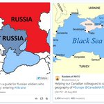 Russia responds to Canadas snarky geography lesson tweet, sparking international flame war http://t.co/Wj4EUcywWe http://t.co/kXdULGxJQt