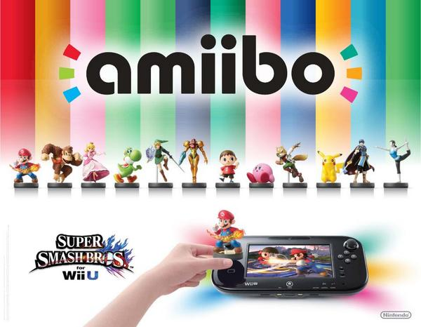 The first 12 amiibo figures were announced this morning and will be available for pre-order at $12.99 each soon! http://t.co/eYeT4gArox