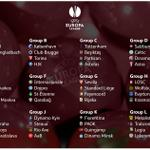 The #UELdraw has been made and here is the result ... http://t.co/RsiwNQl3y9