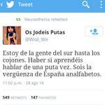 RT @einoow: Fuera de Andalucía crecía y vivía ???????? sin hacer mucho caso a la ortografía ???????? @Wisli_Wir ???? http://t.co/k5oeGIdvdb