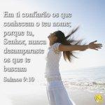 RT @edcentralgospel: Deus nunca vai te desamparar! #BomDia! http://t.co/kaMkebwa5j