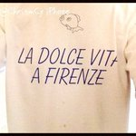 RT @ChrismCy: @Everton @bluekippercom just realised I had my #LaDolceVitaAFirenze t shirt on whilst #europaleague draw was on http://t.co/Hz7iPETTCA