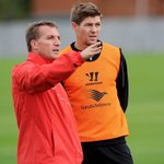 Rodgers and Gerrard. http://t.co/lv8dKg7y5Y