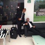 Listos para comenzar el campeonato! Al 100% vamos Juventus!!!!! http://t.co/Rs1RyOm1Wh
