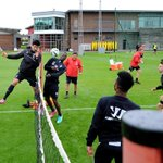 RT @LFC: PHOTO: Some head tennis for the #LFC squad today during training http://t.co/valjgEFR3o