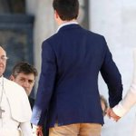 RT @ecuavisa: El papa celebrará bodas en el Vaticano por primera vez http://t.co/4HABb37QmA http://t.co/VKTWGKhLgx