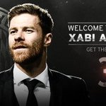 Xabi Alonso will wear the No 3 shirt at Bayern Munich http://t.co/AuiqgkZb2D