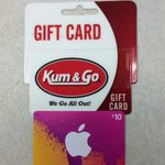 RT @TextbookBrokers: $10 in iTunes credit and $25 at Kum and Go? RT and Favorite to enter to win! Perfect way to enjoy Labor Day Weekend. http://t.co/ZW0jmw6Qx2