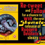 Time for a Shameless #competition! RT & follow to win this #giallo. Visit http://t.co/UYhpl2jKS0 for more info... http://t.co/5NxgPlVrbF