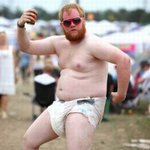 RT @WhispersNewsLTD: We can confirm reports that a giant baby is on the loose after escaping the family camping site #ElectricPicnic2014 http://t.co/lBbcSaUjiI
