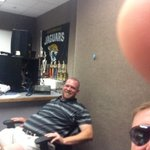 RT @JohnOehser: Here at the Bank talking Jaguars football with @1010xlfattony and @md_1010xl on #jaguarstoday http://t.co/2fJHBeE6ga