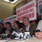 MSM se pronuncia contra candidatos machistas, critica a Evo y Samuel. También denuncia represalias contra Orellana http://t.co/1VGD9QPnDj