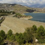 #Almería: El pantano de Benínar contiene 4,4 hectómetros cúbicos de #agua, solo un 16,8% de su capacidad de embalse. http://t.co/M48WIBDKaC