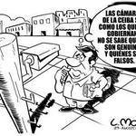 """RT @DiarioLaPrensa: Dale RT a la caricatura de hoy: """"¿En quién confiar?"""" http://t.co/xjykAvxxB8"""