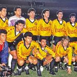 RT @AntonioUbilla1: 29 agosto 1990, Monumental, Copa LIbertadores, Barcelona 1 (Manuel Uquillas) Emelec 0 http://t.co/vV4F2Tfltj