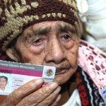 RT @webcamsdemexico: Con sus 127 años, Leandra Becerra es la mexicana más longeva. Vía @UnoNoticias http://t.co/KBLpH6Xla5 http://t.co/zE92YkH1gP