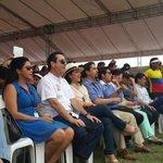 En Manabí. Con @LidiceLarrea asistimos a encuentro del Seguro Social Campesino, junto a @MashiRafael @hugovillacres http://t.co/7VLsCmYm58