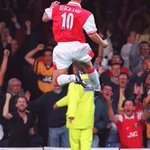 RT @Arsenal: A goal and celebration to match! @Arsenals flying Dutchman at Leicester in August 1997 http://t.co/am47bxNvhQ
