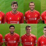 RT @ViktorFagerLFC: Squad photos of all our summer signings that will play for us in the 14/15 season. So everyone bar Origi. #LFC http://t.co/wD7KMSxGuC