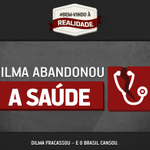 De acordo com pesquisa do Datafolha, 45% dos brasileiros consideram hoje a saúde como principal problema do país. http://t.co/Sl74yZzNt6
