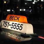 RT @StreetsTO: Have a safe + fun #LongWeekend in #Toronto! Dont be a dink + drink when driving! Call @BeckTaxi at 416.751.5555! http://t.co/Bx8s0j8Xkf