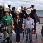 Premiers take the ice bucket challenge in Charlottetown http://t.co/Gojz99U7r4 http://t.co/DWVNX3uYpM