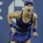 Canadian tennis star Bouchard enjoying the N.Y. spotlight http://t.co/5hx4qzvzLs http://t.co/KgLytGvZFB