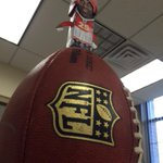 """""""Im king of the world!"""" - #paperchiefs RB Jamaal Charles. (One week to go!) #chiefs http://t.co/zBpM4Hstra"""