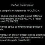 RT @jorgetelecom80: .@MashiRafael yo aún tengo fe en ud. No queremos apoyo de la oposición. Queremos el suyo. @593SOSTelecom @francofer1 http://t.co/zi1dIpVwyP