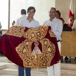 'El Juli' recibe su segundo Capote de Paseo de la Feria de #Almería http://t.co/oXpoXhDczb #LaVozenFeria #Toros http://t.co/4Y3SyfR6YY