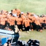 PRAY & PLAY: Photo of football team praying before game sparks controversy. http://t.co/TRQRYD2jEW http://t.co/e1xD710mrp
