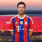 RT @MotivacionesF: El nuevo jugador del Bayern Munich. http://t.co/Pj8N1lD2Do