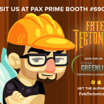 THE PAX IS UPON US! Make your Fate at @rocket5studios Booth 6903 in Expo Hall, Level 6. http://t.co/GXNrdNUyUX http://t.co/A11gu4UPtX