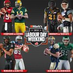 RT @CFL: .@MarksWW Labour Day Weekend is HERE! Are you #ReadyForThis? #LDWeekend http://t.co/HypbXmneVQ