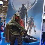 RT @PlayStationCA: Killer costumes spotted at the PlayStation booth. #FanExpoCan http://t.co/RChIAT7e3U