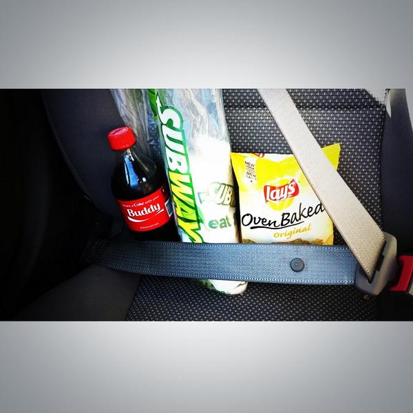 Heading out of town for the long weekend? Make sure you choose the right co-pilot! #roadtrip #subway #laborday http://t.co/GuigbcEBBC