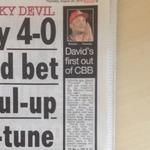 ¡Increíble! Una hincha del Man United gana apuesta en contra de su equipo por una equivocación http://t.co/Wup3IMuYGs http://t.co/iMvXUysArk