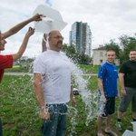 TUT.BY присоединился ко всемирному флешмобу Ice Bucket Challenge. http://t.co/m2OaptgjZs По ссылке видео. http://t.co/zCTdAgcOrT
