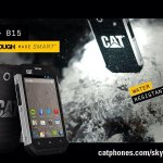 RT @strutent: Camping this #LongWeekend? The @CATRuggedPhones #B15 goes swimming, white water rafting & even tubing! @RogersBuzz http://t.co/bZ4lLGvioq