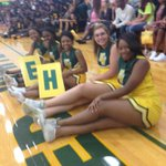 RT @ActionNewsJax: Ed White High cheerleaders about to get the students pumped up for tonights game #subway #blitzison #actionsportsjax http://t.co/fRwVvnetxV