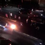 RT @tmclebanon: قطع طريق البسطة التحتا في هذه الاثناء احتجاجا على انقطاع التيار الكهربائي في مدينة بيروت. الصورة عن @cold0shoulder http://t.co/aSyjamVf83