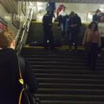 RT @mc_maxim: На станции метро Каменная горка лежит труп, возле головы много крови. http://t.co/ZDIaOmnk1c