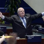RT @TorontoStar: Editorial: Rob Ford not qualified to coach football- why do voters think he can run #Toronto? http://t.co/inJ54Bezrl http://t.co/lJuj6XCenZ