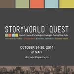 RT @NAIT: Register for our #transmedia conference #SWQ14 yet? Local+intl speakers, great sessions! http://t.co/SS388LAP1O #yeg http://t.co/VgpOJoThQ8