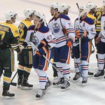 RT @EdmontonOilers: #Oilers Rookies to face 2014 CIS National Champion @UAlberta @GBHKY on Wednesday, Sept. 17 at Clare Drake Arena! http://t.co/nfITOs5kpp