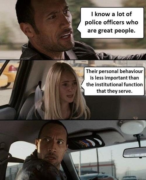 Let me memesplain this institutional police racism problem for you #notallpolice http://t.co/My3UyGDv5l