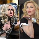 .@Madonna a @ladygaga: 'Nunca vas a ser otra cosa mas que mi sombra': http://t.co/CpLMM2PD3L http://t.co/h2EeeAGF4C